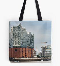 Harbourside Hamburg Tote Bag