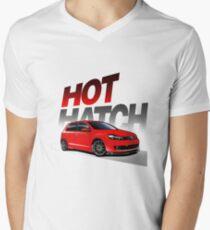 VW Golf Men's V-Neck T-Shirt