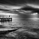 Olivers Hill Jetty by Christine Wilson