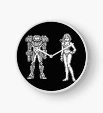 Reloj Metroid II - Camiseta del Regreso de Samus