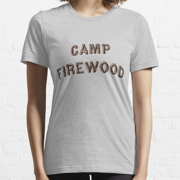 Camp Firewood #2 Essential T-Shirt