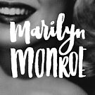 Marilyn Monroe by pigmentology