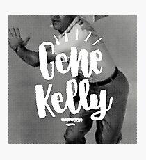Gene Kelly Photographic Print