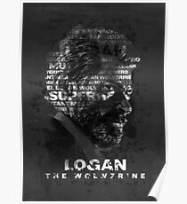 Logan: Thw Wolverine Movie Poster Poster