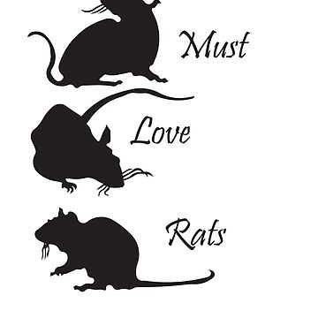 Must. Love. Rats - 3 Rats Down by MustLoveRats