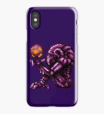 Super Metroid Pink Chozo iPhone Case