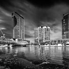Docklands by Christine Wilson
