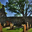 Auld Kirk at Alloway by Tom Gomez