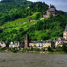 Bacharach am Rhein by Tom Gomez