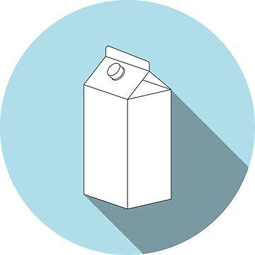 Classic milk by JustusHochmund
