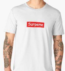 Surpeme - not NY Men's Premium T-Shirt
