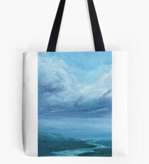 Estuary (detail) Tote Bag