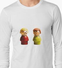 Little People 2 Girls T-Shirt