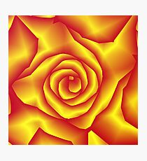 A rose for lacitrouille Photographic Print