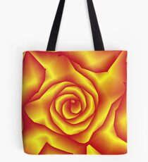 A rose for lacitrouille Tote Bag