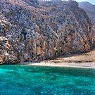 Yiali Beach by Tom Gomez