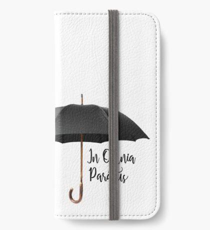 In Omnia Paratus iPhone Wallet