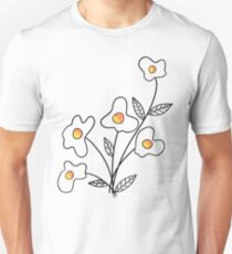 Just Add Flower Unisex T-Shirt
