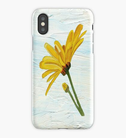 Daisies From The Past iPhone Case
