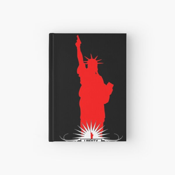 Liberty 1.4.1 Hardcover Journal
