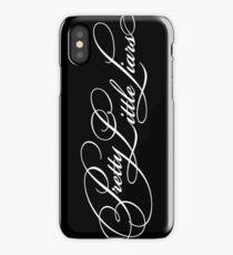 Pretty Little Liars | White iPhone Case/Skin