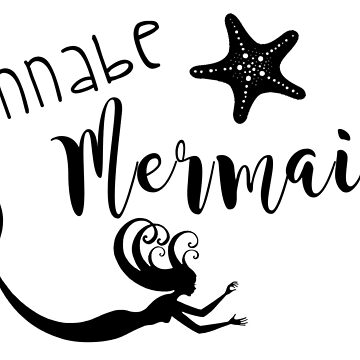 Wannabe Mermaid by shankie
