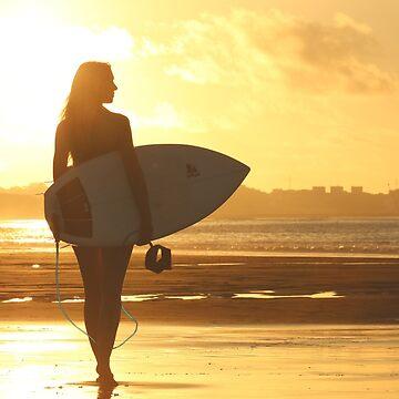 Surfing is not just a sport by JustusHochmund
