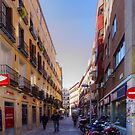 Madrid Old Town by Tom Gomez