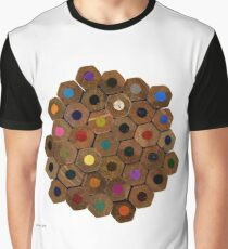 Pencils Graphic T-Shirt