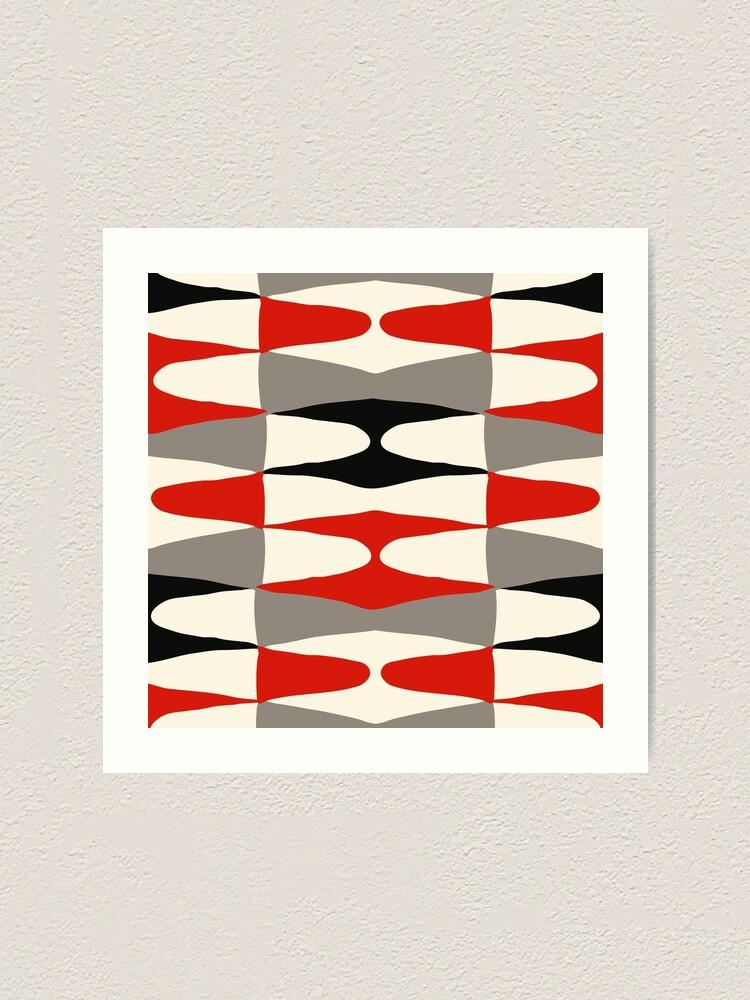 Alternate view of Zaha Mengo  Art Print