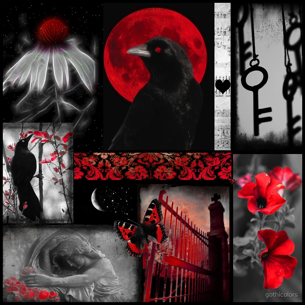Gothic Red by gothicolors
