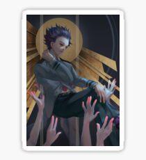 Shinsou for sin souls Sticker