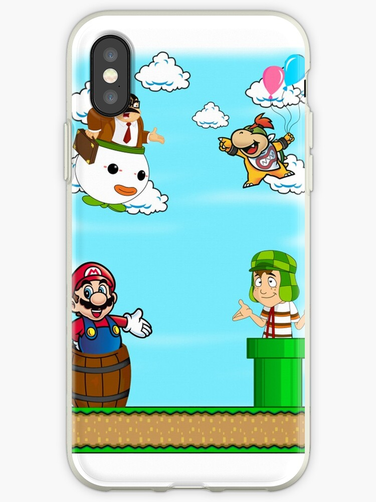El Chavo Del Ocho Chaves Super Mario Chavo Iphone Cases Covers