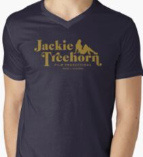 The Big Lebowski - Jackie Treehorn Men's V-Neck T-Shirt
