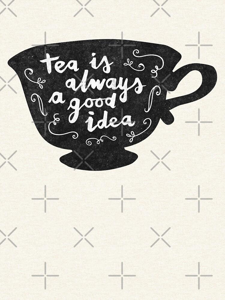 El té siempre es una buena idea de meandthemoon