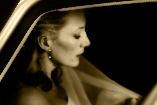 The Bride... by Nicole Goggins