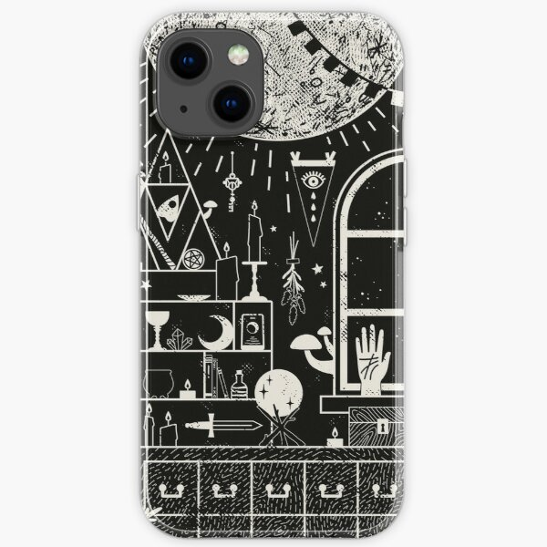 Moon Altar iPhone Soft Case