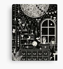 Moon Altar Canvas Print