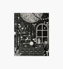 Moon Altar Art Board