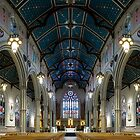 St. Michael's Cathedral by John Velocci