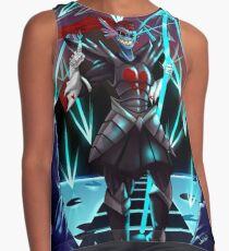 Undyne The Undying Contrast Tank