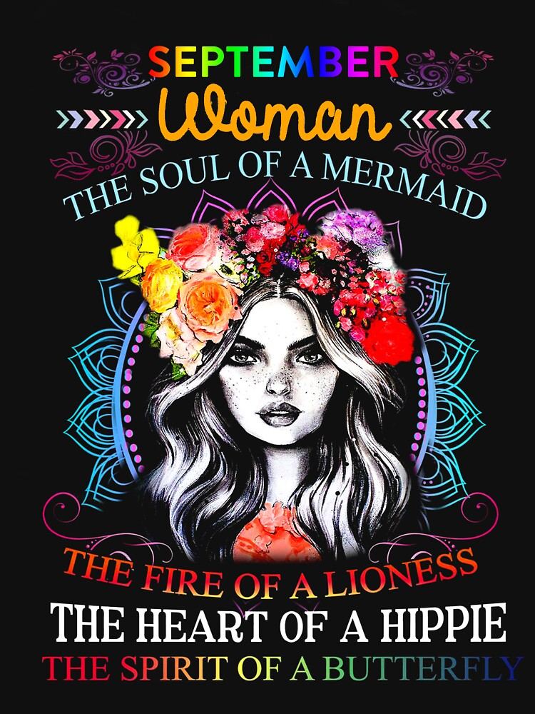 September Woman The Soul Of A Mermaid by Thanada