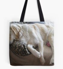 Exhausted Tote Bag