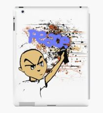Peace Graffiti - Grunge  iPad Case/Skin