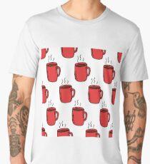 cup of coffee Men's Premium T-Shirt