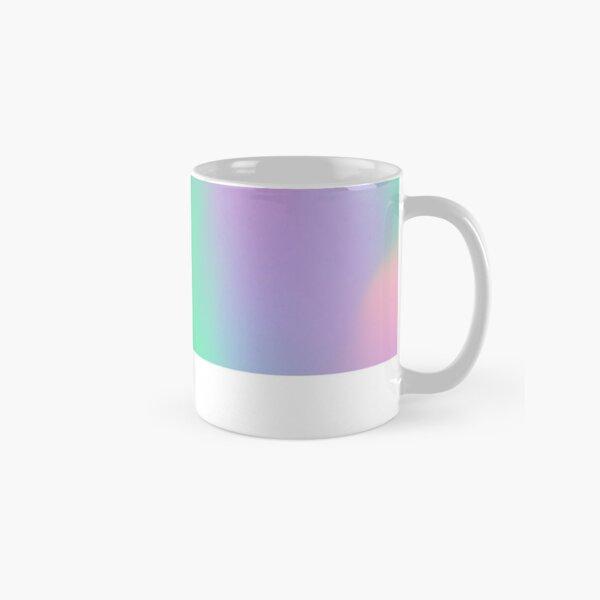H.I.P.A.B - Holographic Iridescent Pantone Aesthetic Background pt 2 Classic Mug