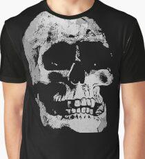 The Skull Graphic T-Shirt