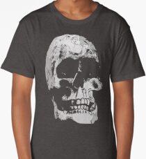 The Skull Long T-Shirt