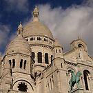 Sacré Cœur by Kirstyshots