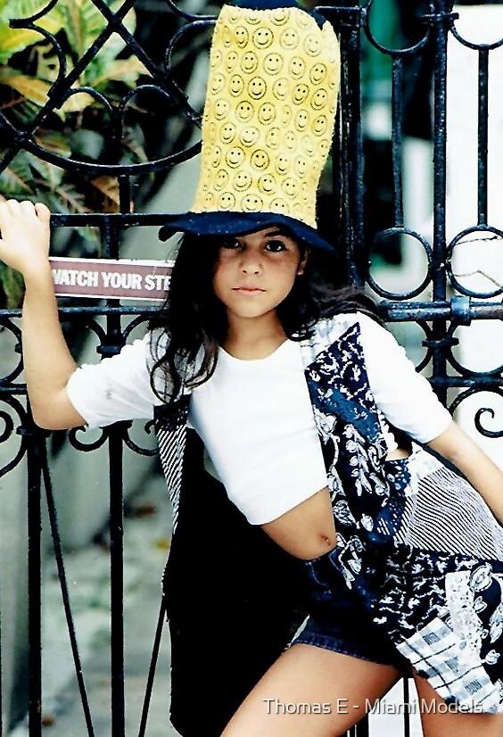 hat by Thomas E - Miami Models